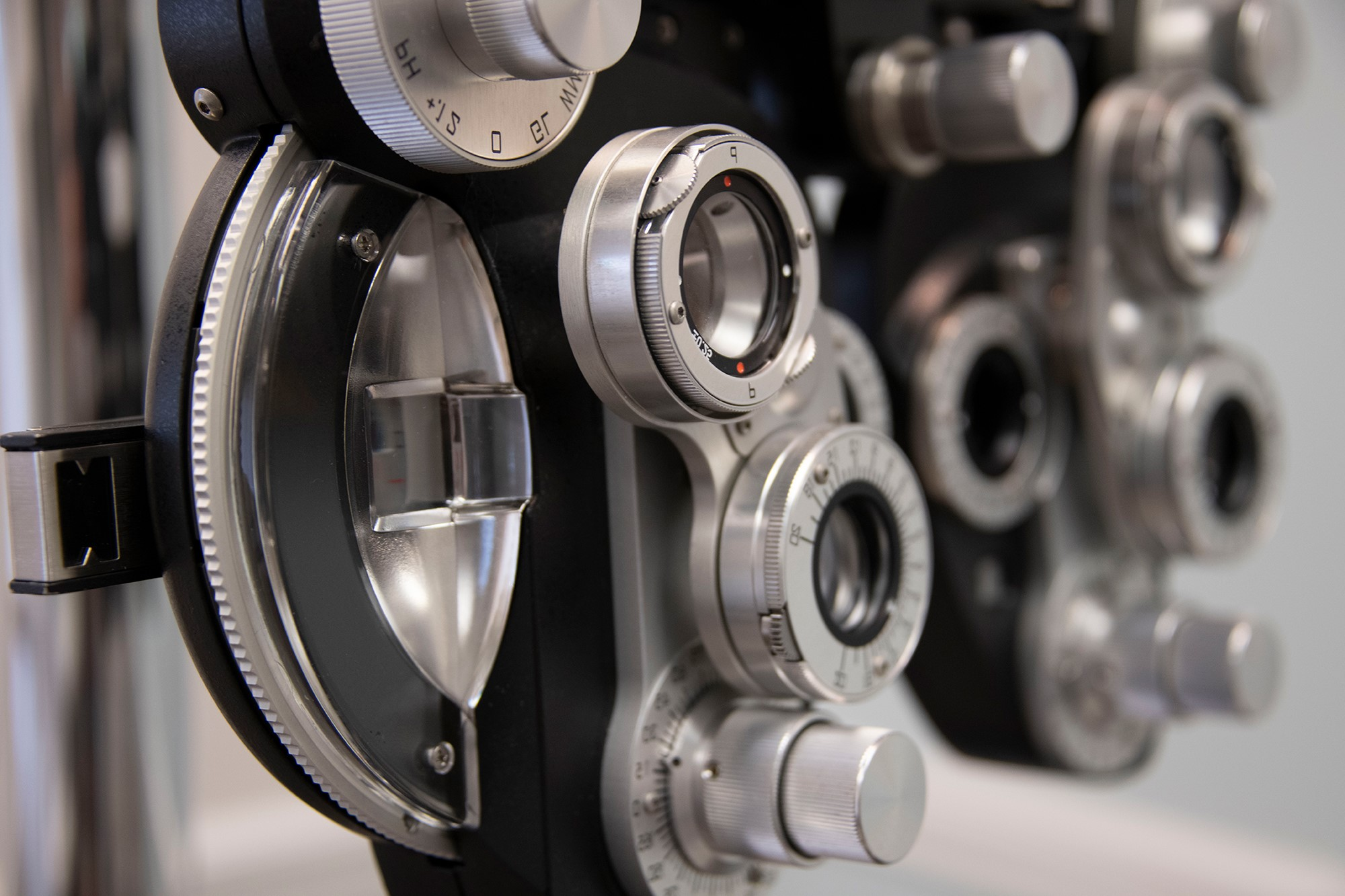 Diagnostic eye equipment used by Eye Consultants, a Delaware Ophthalmologist